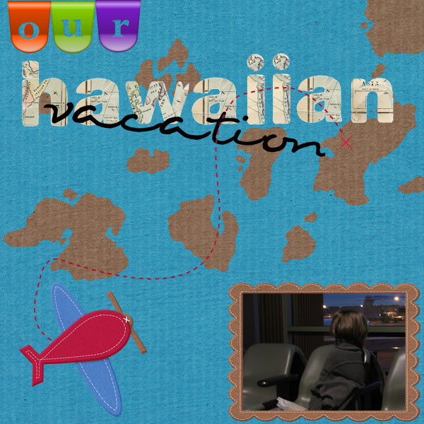 Our Hawaiian Vacation