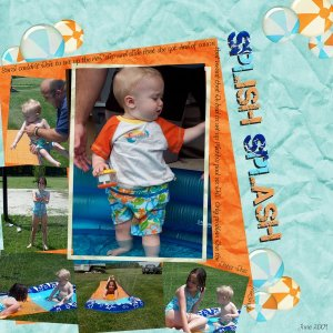 Created using Inspired by Dominic Designs kit Life's A Beach Ball