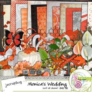 Monica's Wedding kit